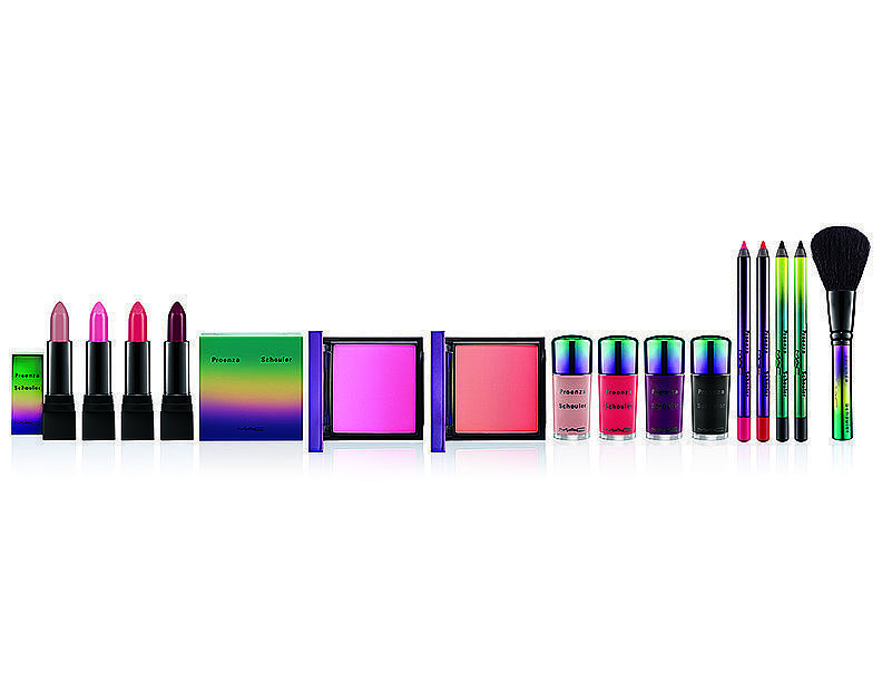 Proenza Schouler x MAC Makeup