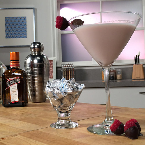 French Kiss Cocktail