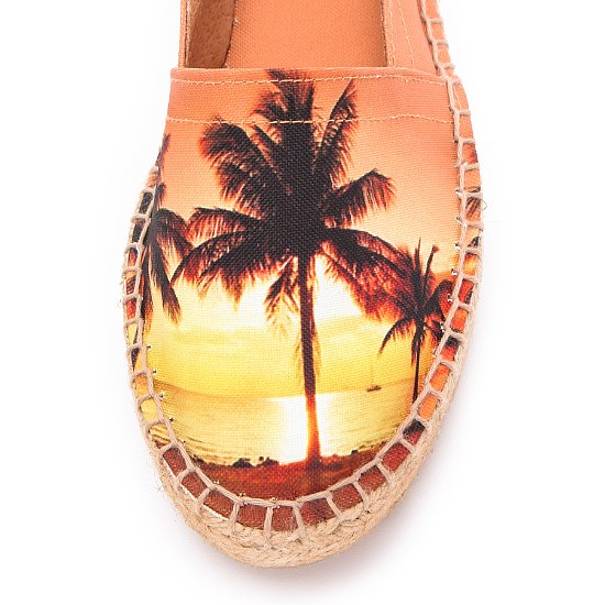 Palm-Print Clothing and Accessories