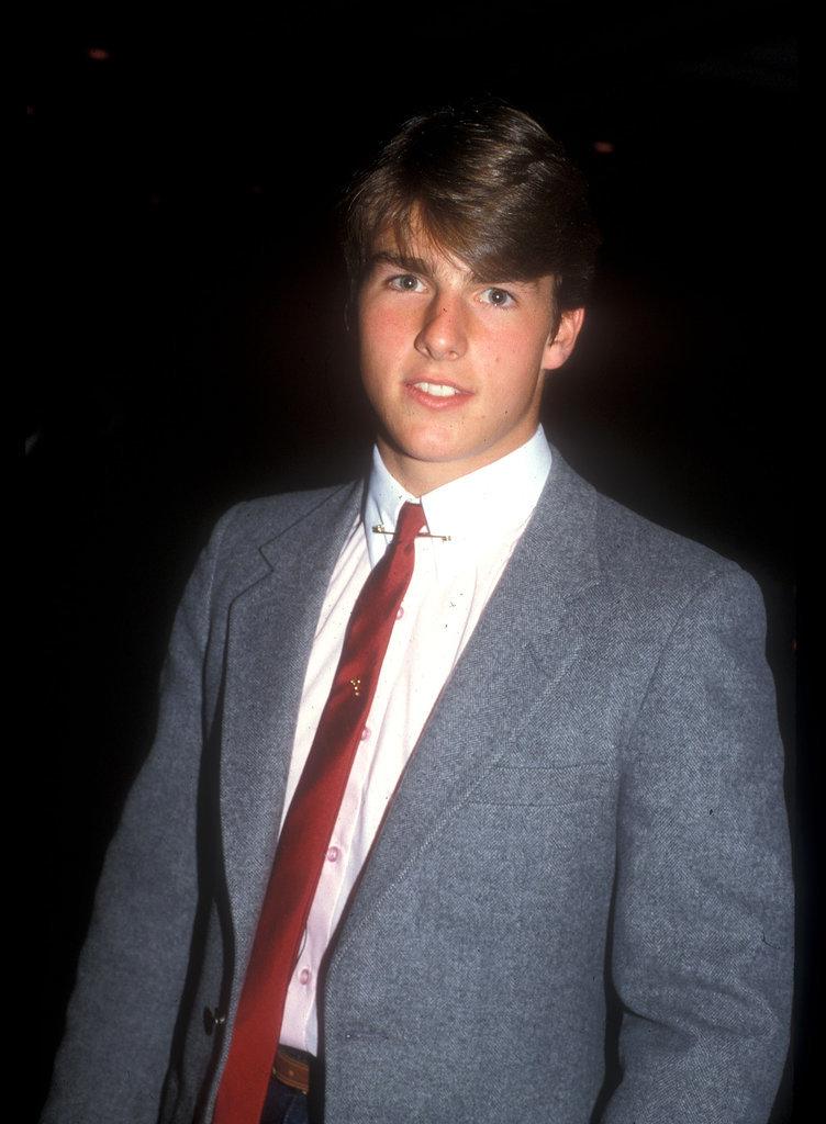 Tom Cruise, 1981