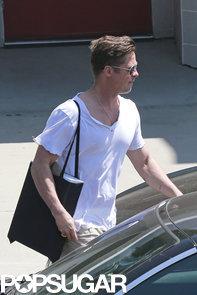 celebrityBrad-Pitt-Gets-Parking-Ticket-Pictures
