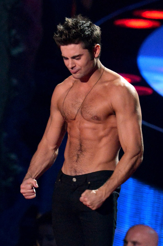 Zac Efrons Insane Body Transformation Through The Years
