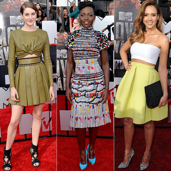 Who Wore What: See Every Look That Rocked the MTV Movie Awards