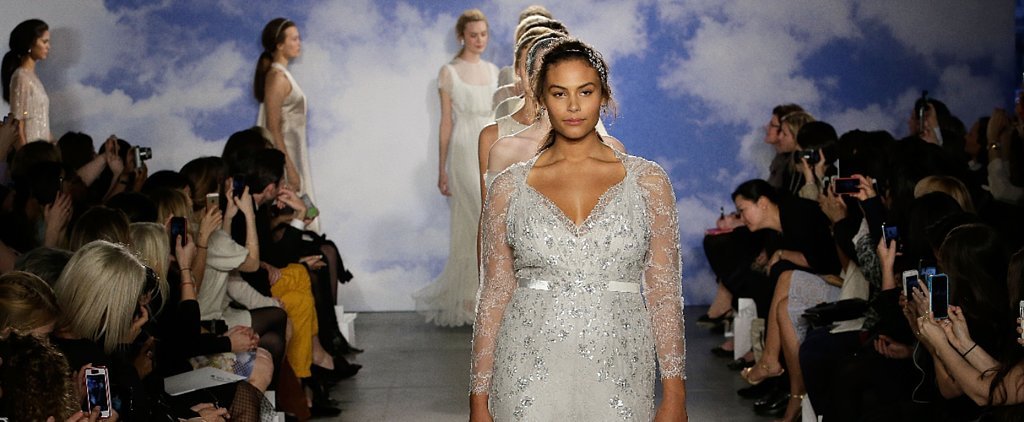 Jenny Packham Gives Plus-Size Brides Some Gorgeous Options