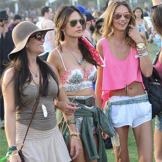 Coachella 2014 Street Style