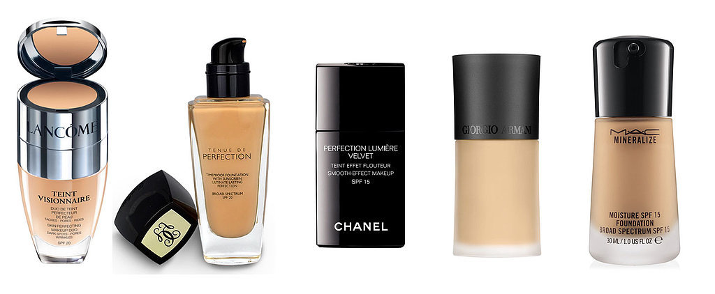 The Top 6 Foundations That Are Well Worth the Spurge