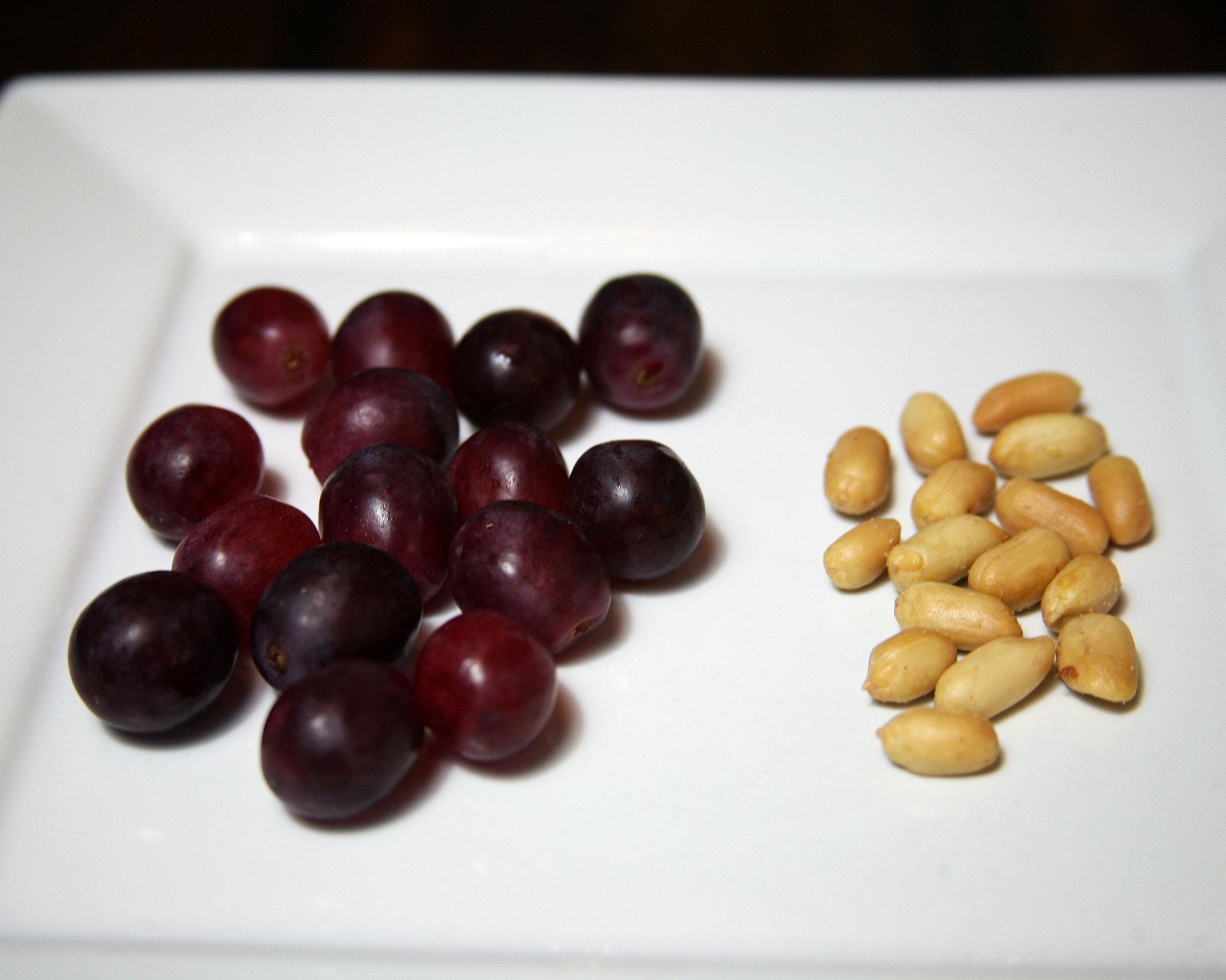 Grapes and Peanuts