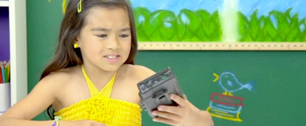 It's OK to Cry When You See Kids Reacting to Walkmans