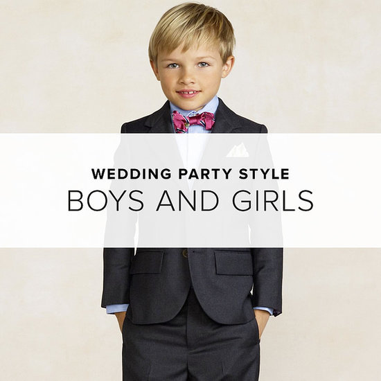 Wedding Clothes For Children | Shopping