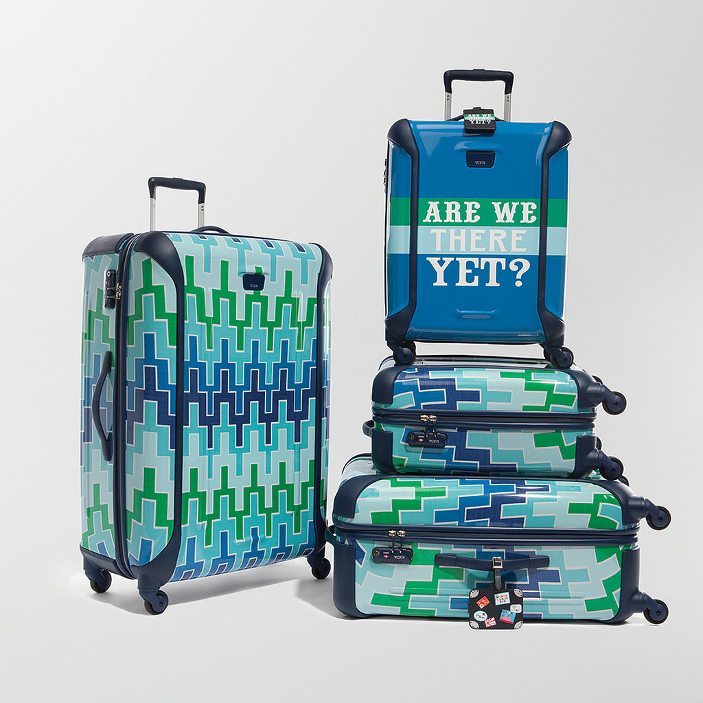 Jonathan Adler For Tumi Suitcases and Bags