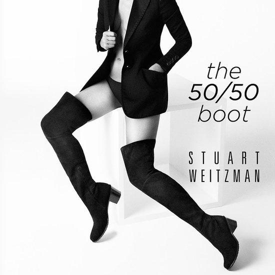 Buy Winter Stuart Weitzman 50 50 over the knee boots