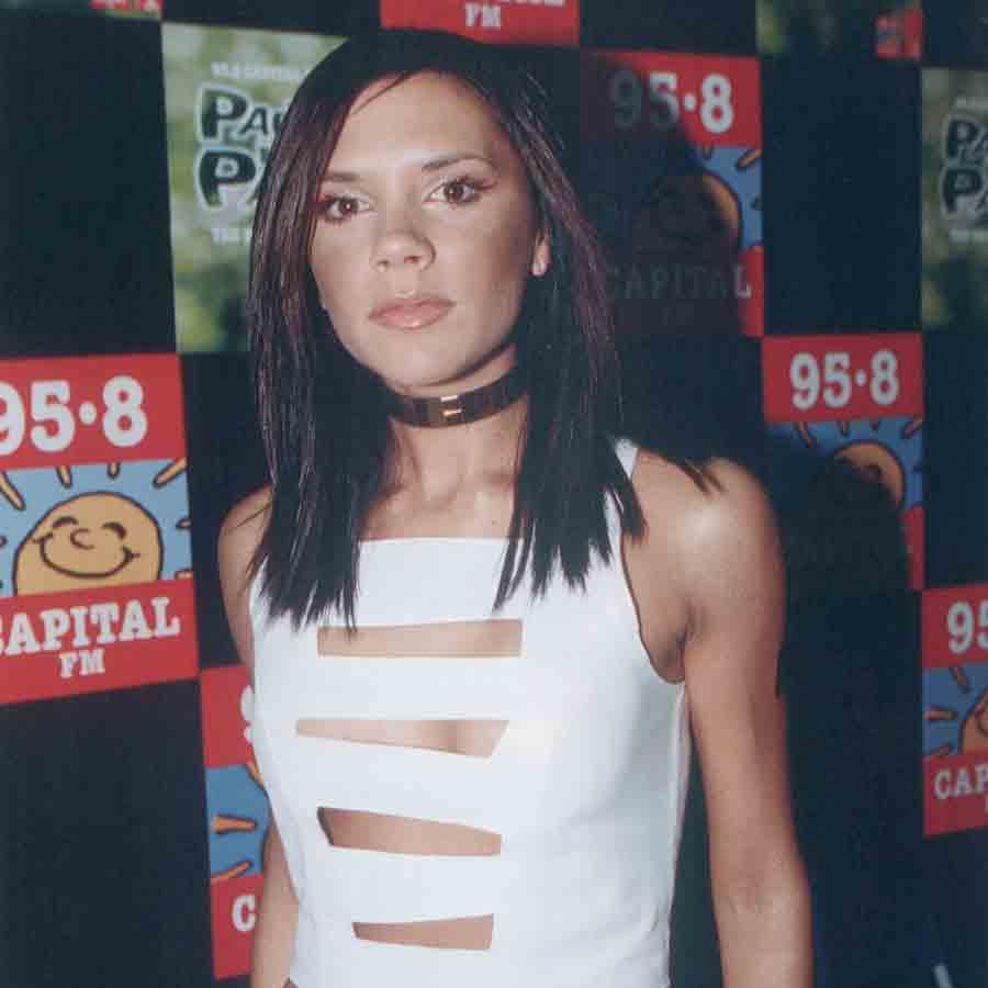 victoria beckham s 40th birthday party popsugar celebrity