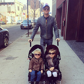 Celebrity Family Pictures Week of April 13, 2014