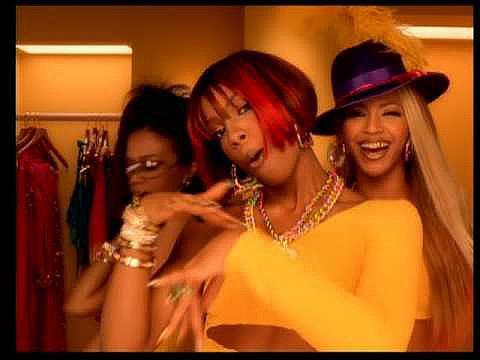 "Destiny's Child — ""Bootylicious"""