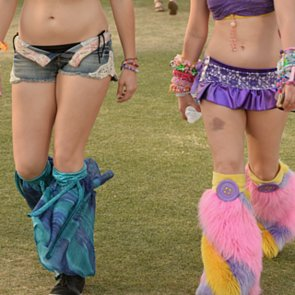 Bad Music Festival Fashion Trends