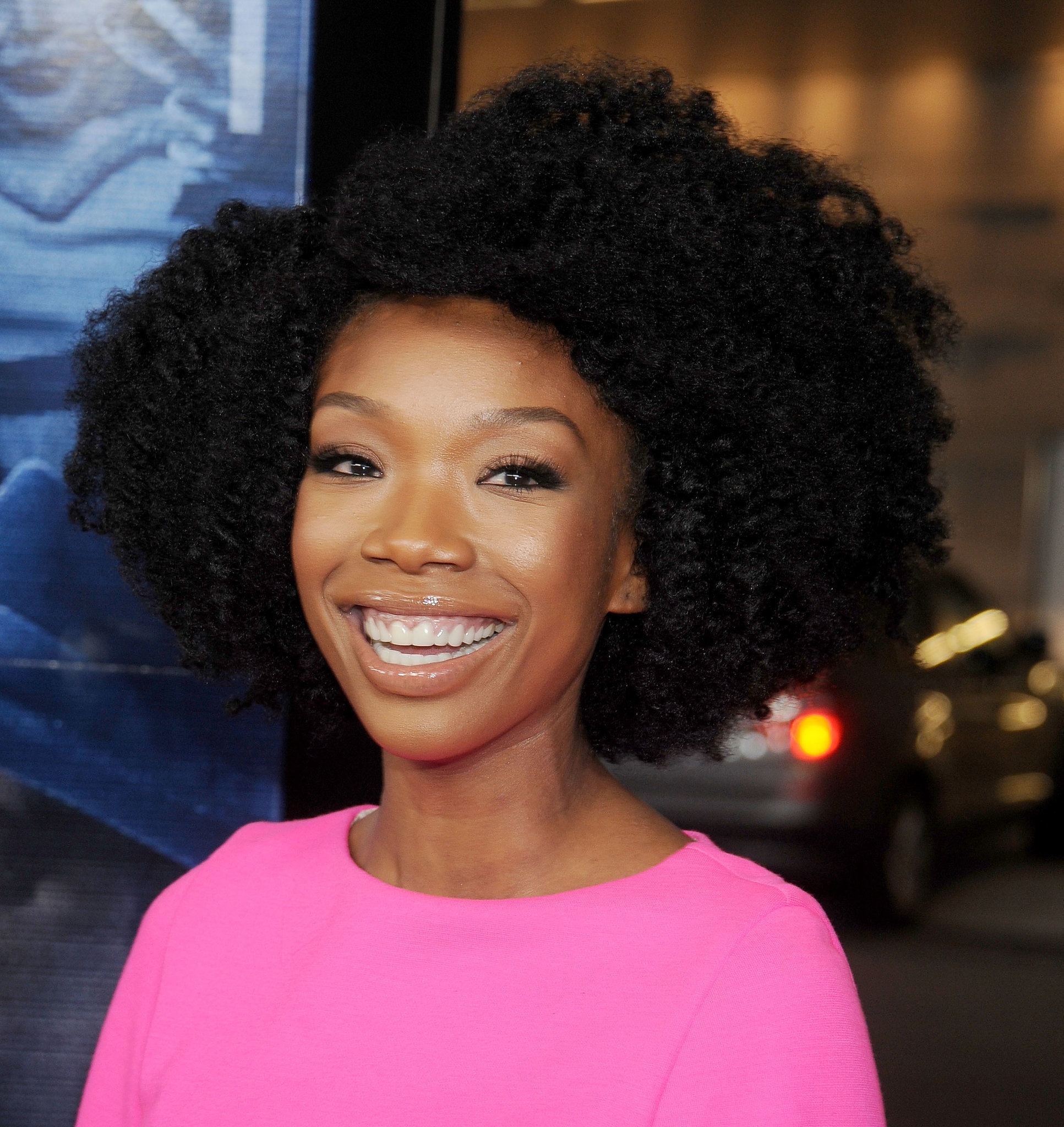 Brandy Norwood | Our Favorite Beauty-Savvy Stars Flock to ...