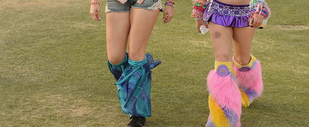 7 Things You Should NOT Wear Outside of Music Festivals