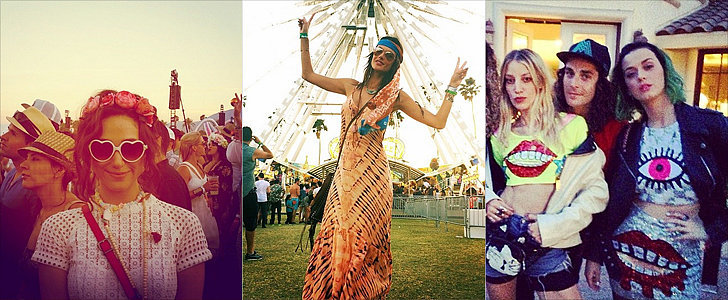 Instagram Brought Us Peace, Love, and Festival Fashion