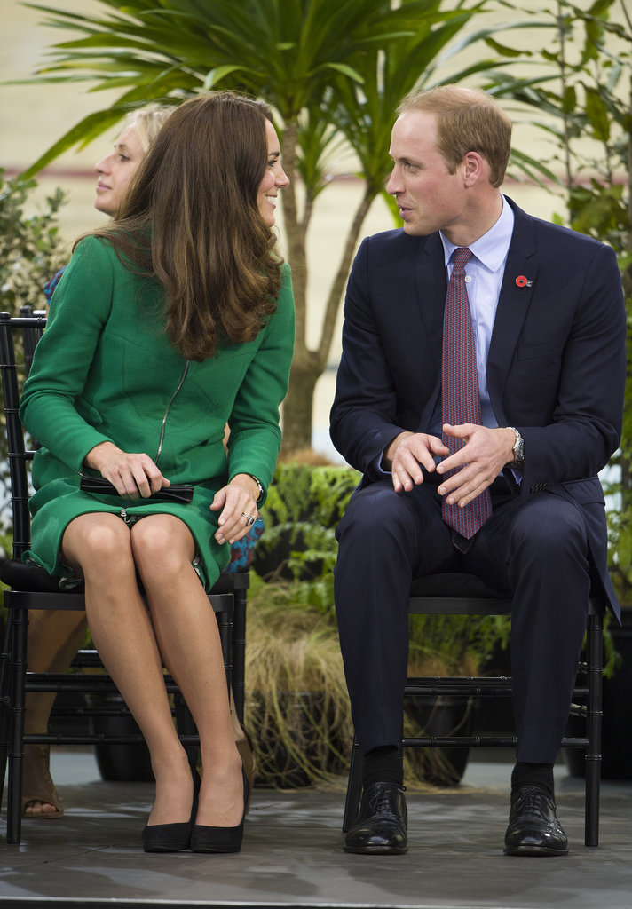 He Also Had Thoughts About Her Green Coat