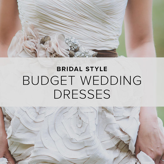 Wedding Dresses Under $500 | Shopping