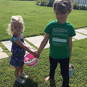 Jessica Simpson's Instagram Pictures | Easter 2014