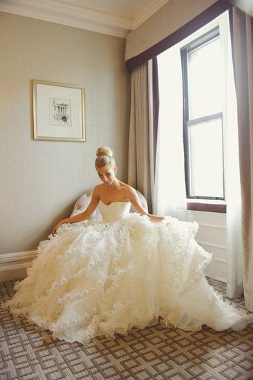 """My Wedding Gown Photo Went Viral on Pinterest"""