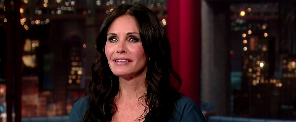 "Courteney Cox: The Friends Reunion Is ""Not Gonna Happen"""
