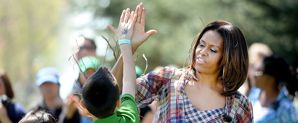 Michelle Obama Is Not Afraid to Embarrass Her Kids — Here's Why