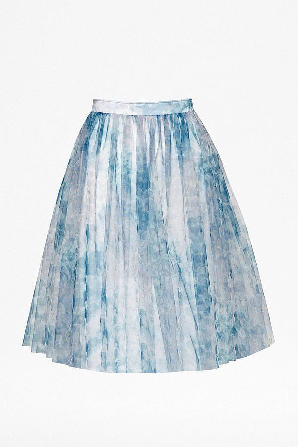 French Connection Floral Full Skirt