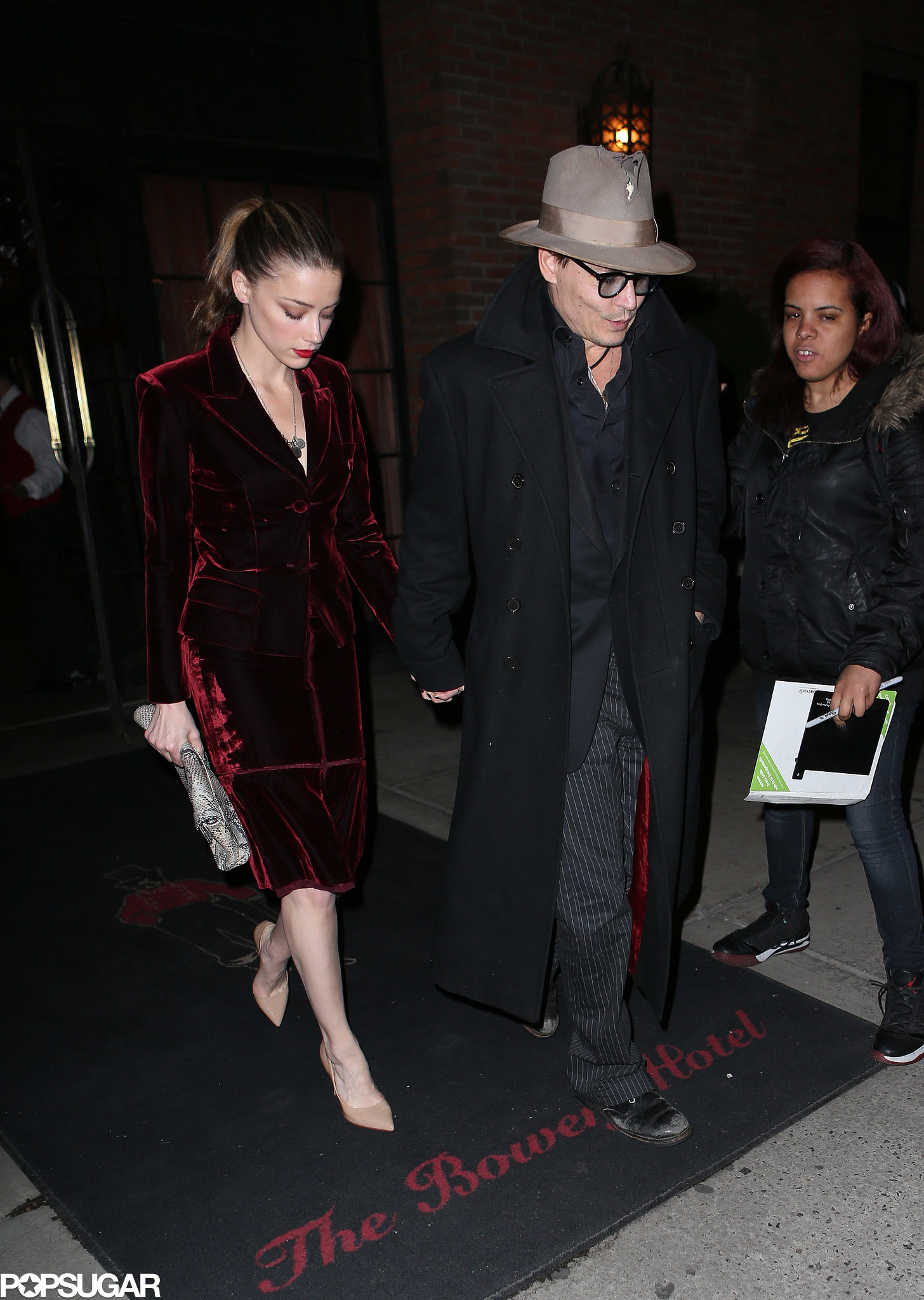Johnny Depp and Amber Heard Reunite in Time For Her Birthday