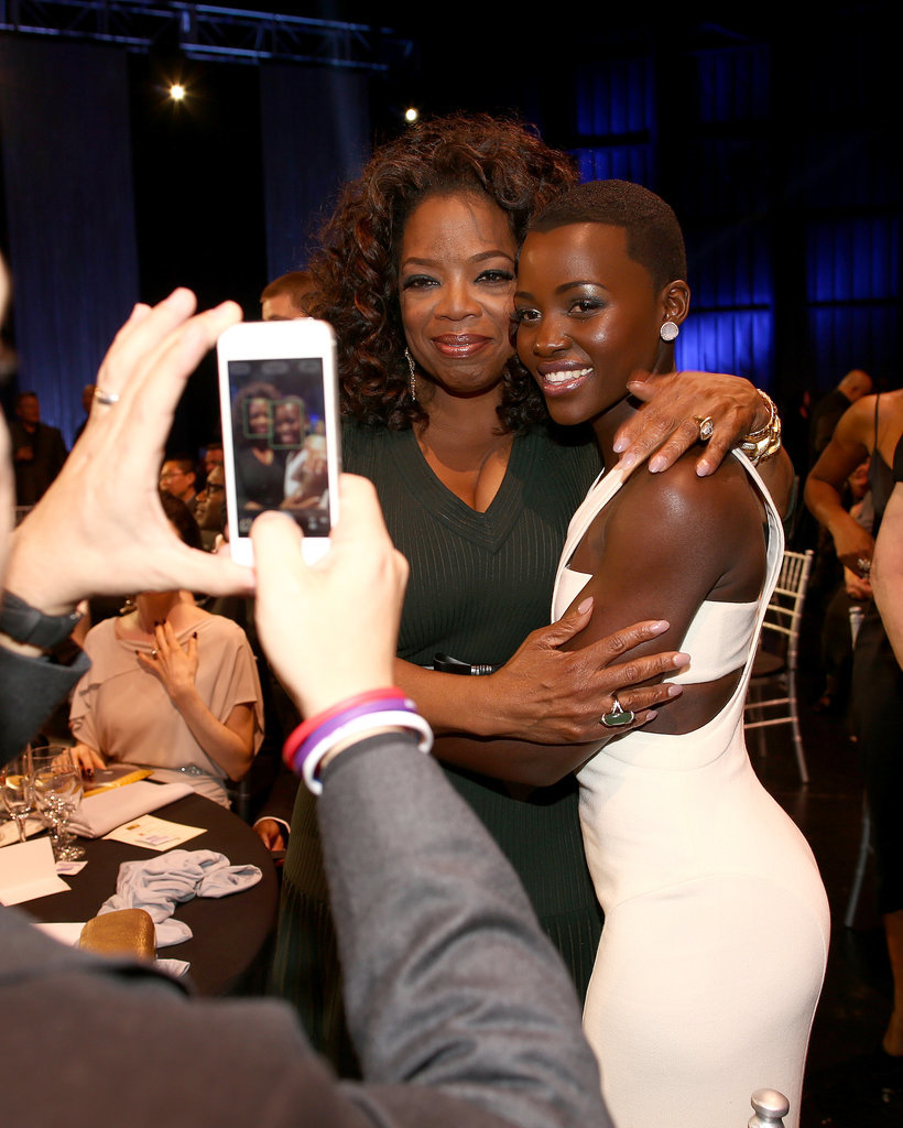 """When Oprah Was Like, """"We Need a Picture Together!"""""""