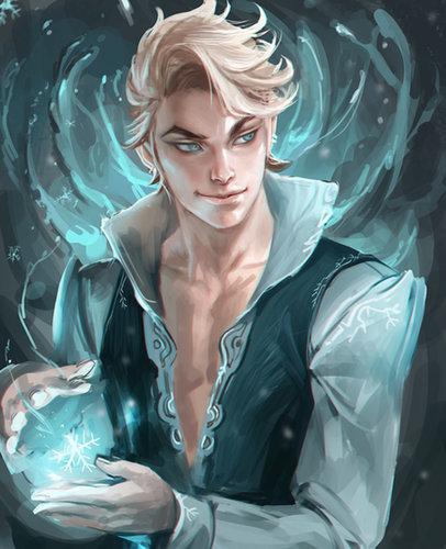 Gender-Flipped Elsa
