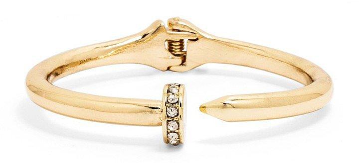 BaubleBar Gold Cuff