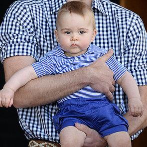 Prince George Personality Quiz