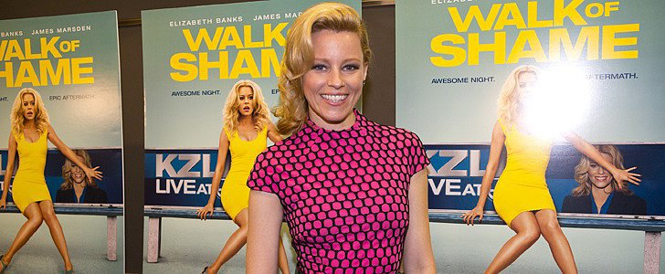If Elizabeth Banks Doesn't Brighten Your Day, What Will?
