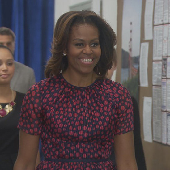 Michelle Obama on Parks and Recreation Video