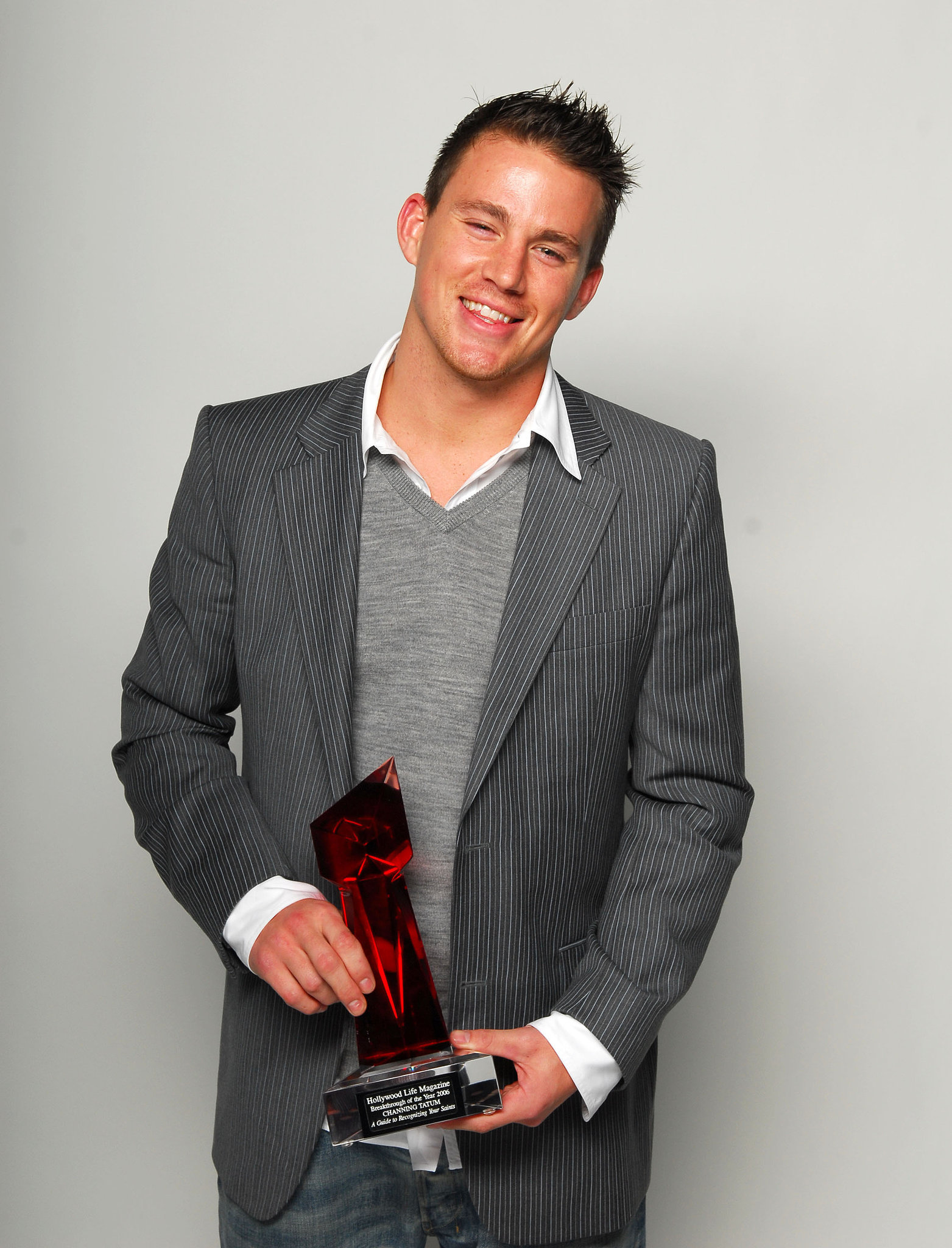 Channing won a December 2006 award for A Guide to Recognizing Your Saints.