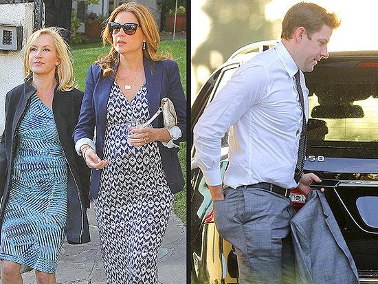 The Office's Brian Baumgartner Marries Celeste Ackelson