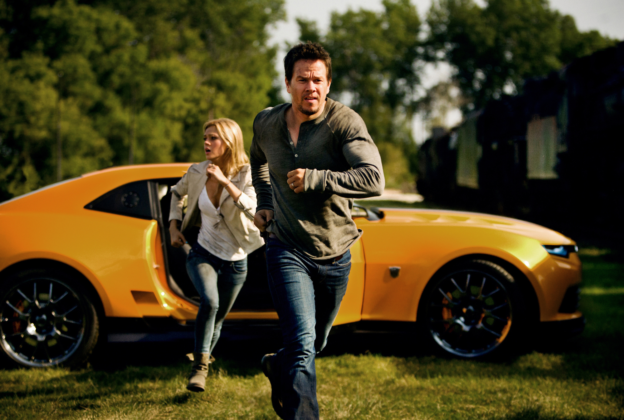 Transformers: Age of Extinction