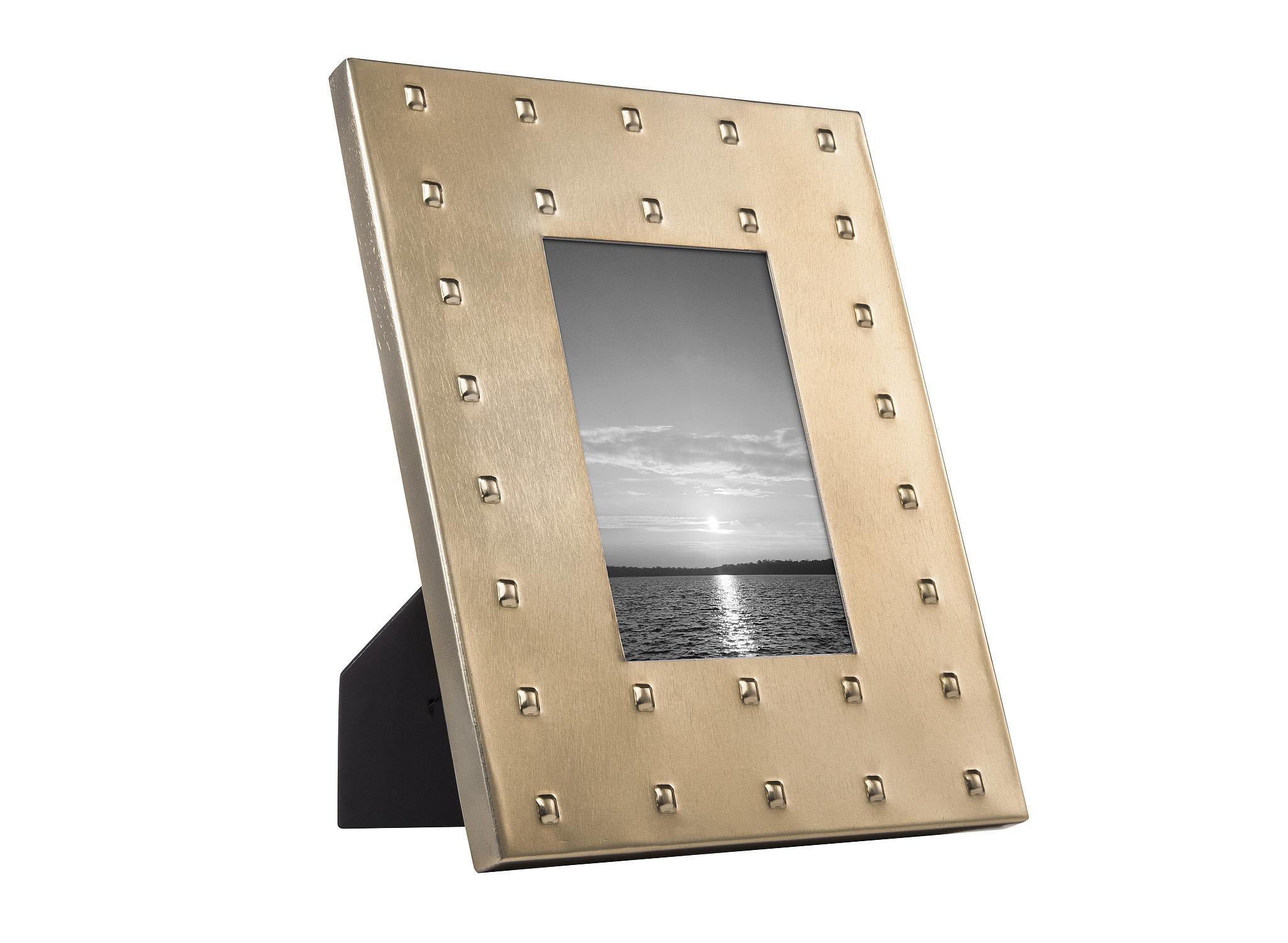 Raised Metal Frame ($15)