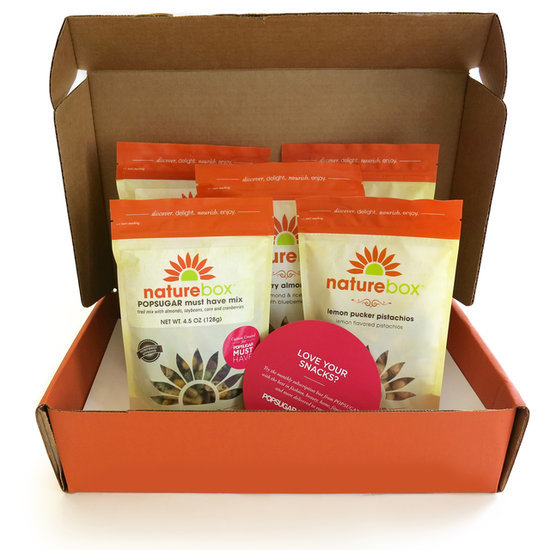 POPSUGAR Must Have Snacks by NatureBox