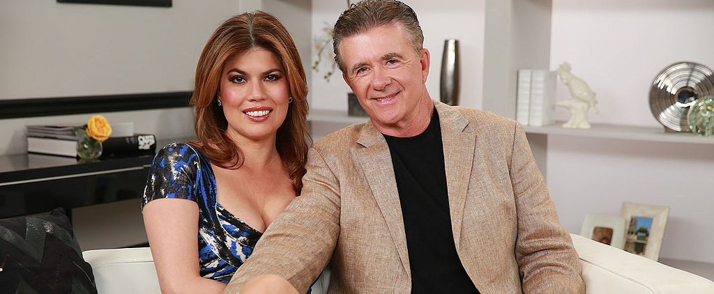 Alan Thicke on Growing Pains Reunion and How Robin Thicke Is Doing Postsplit