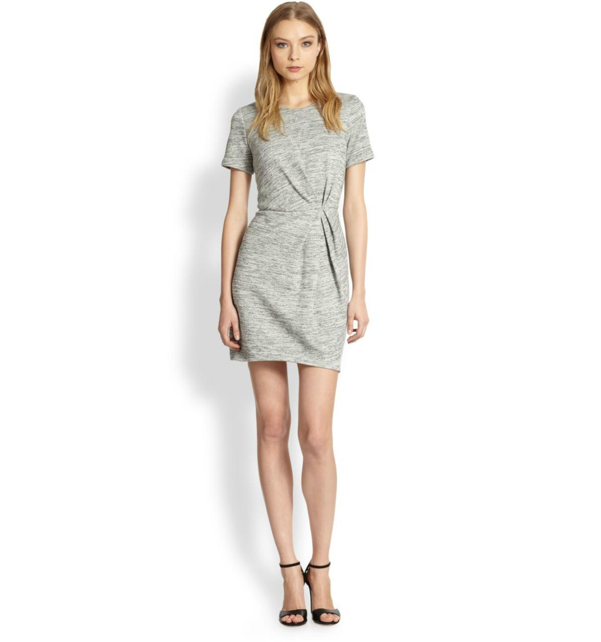 Tibi Tweed Dress
