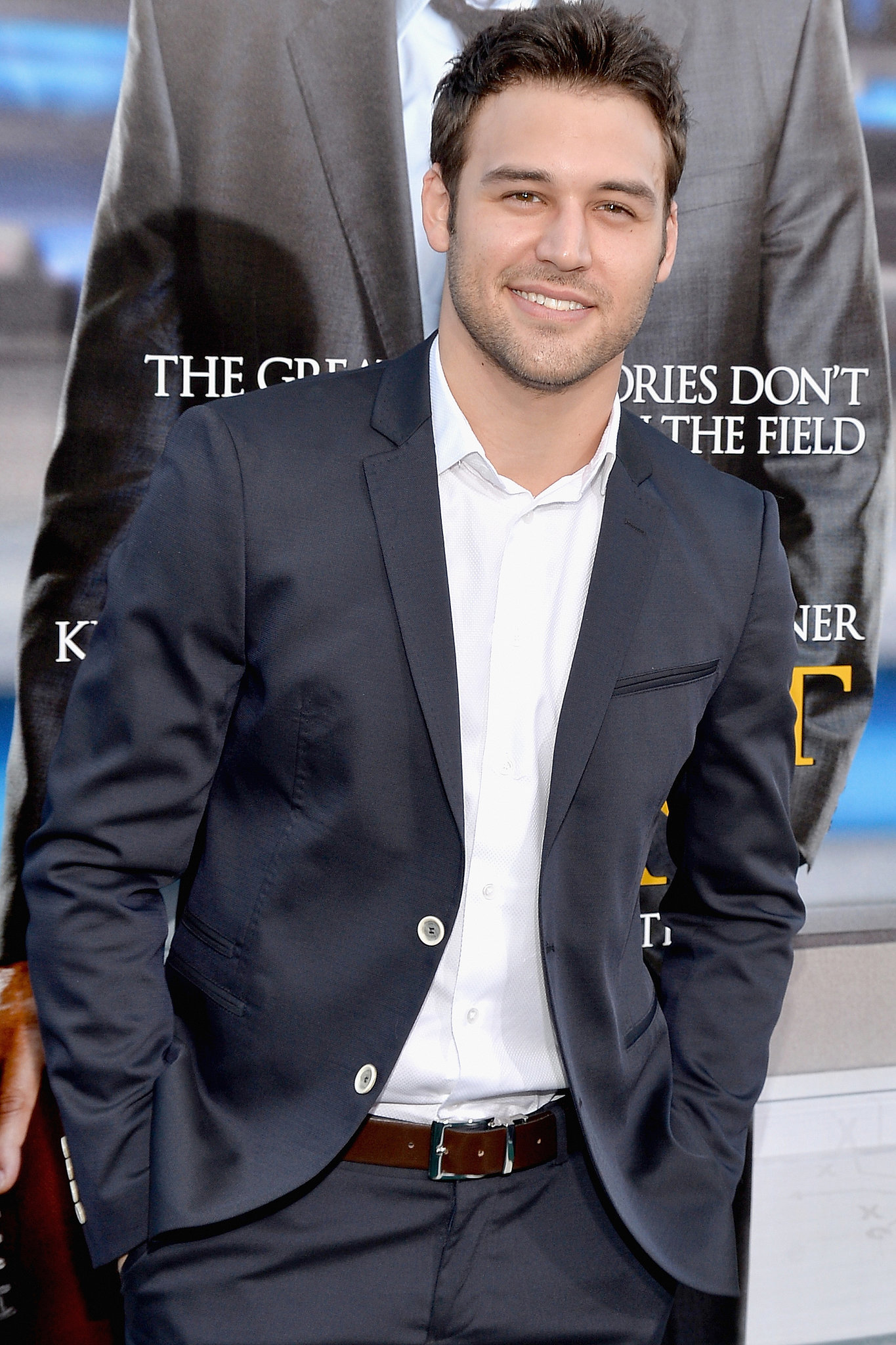Step Up: All In's Ryan Guzman joined Jem and the Holograms as Rio, Jem's love interest.