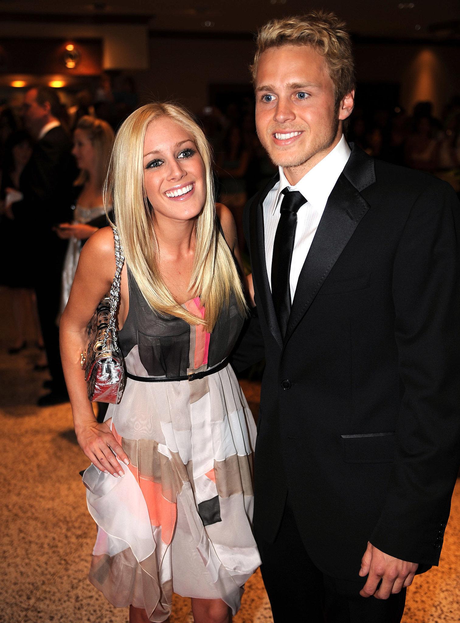 No. 1: Heidi Montag and Spencer Pratt in 2008