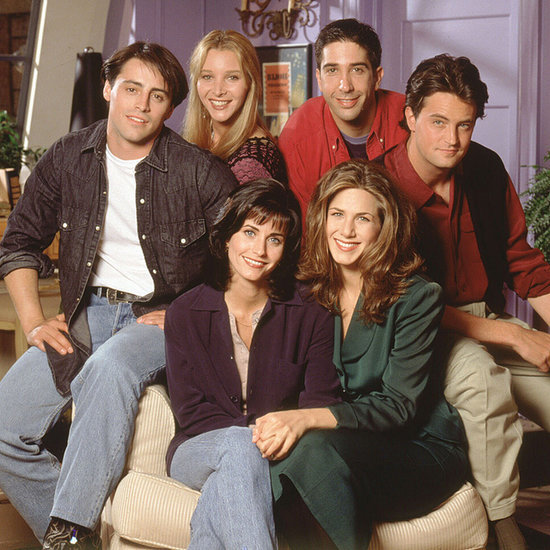 All the Times You Wanted to Be Part of the Friends Crew