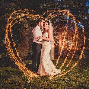 Rustic DIY Canadian-Italian Wedding