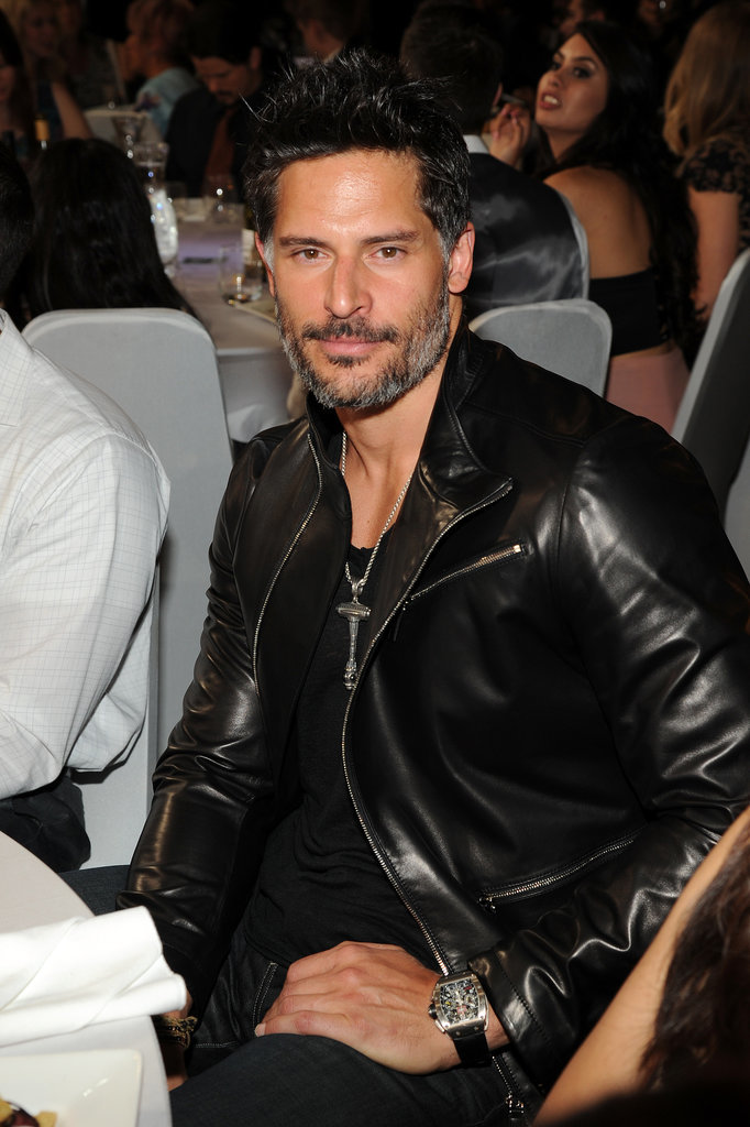 And Joe Manganiello