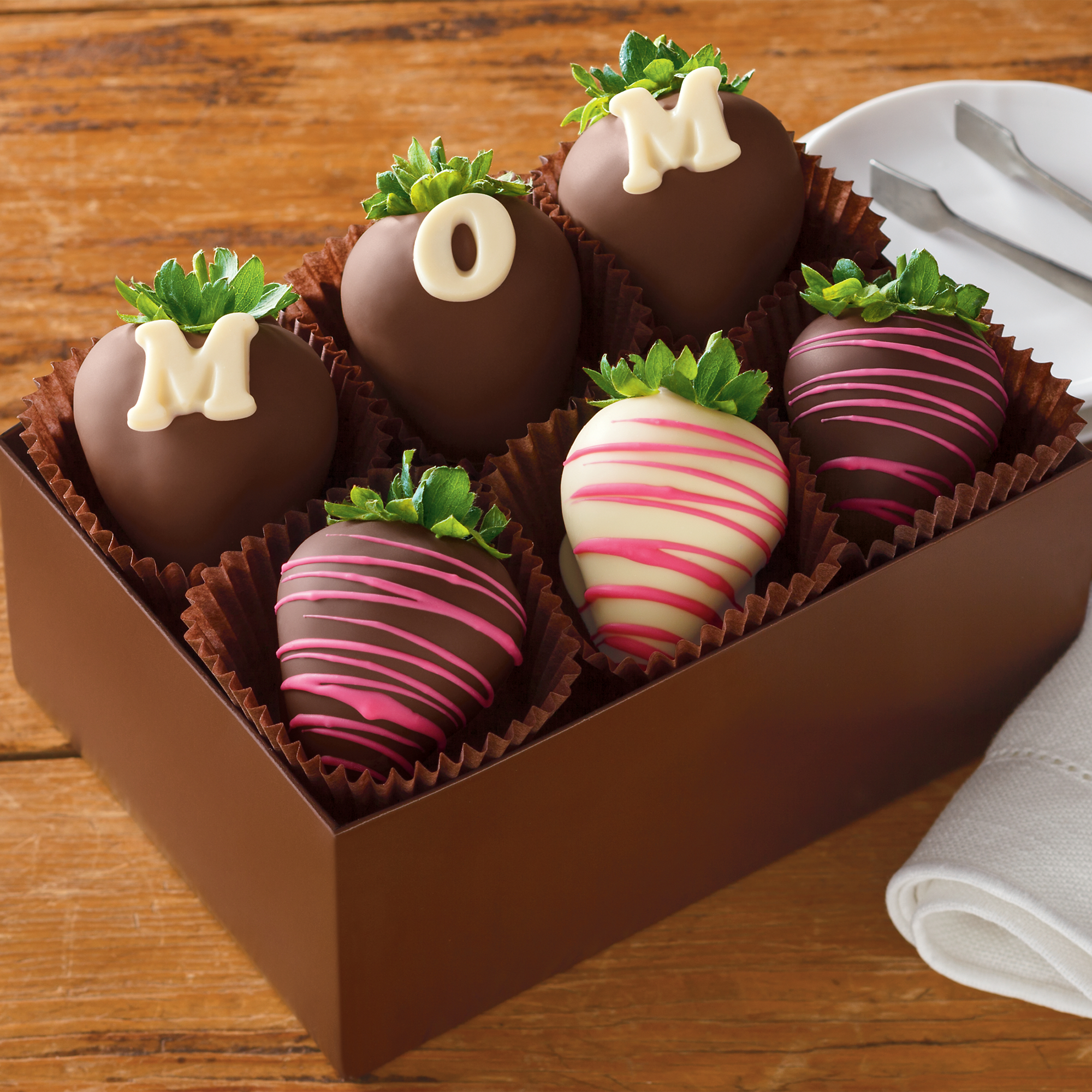 Harry and David Chocolate-Covered Strawberries