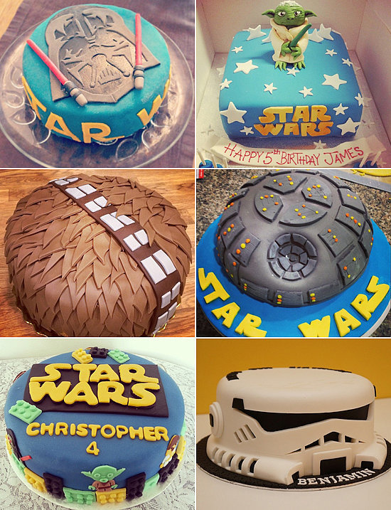 Star Wars Rebels Cake Images : Star Wars Birthday Cake Pictures images